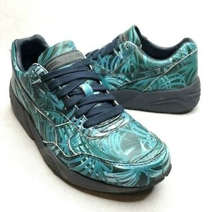 Puma House Of Hackney Sneaker Palm Leaf Blue